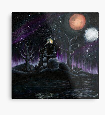 Seyda Neen's Lighthouse Metal Print