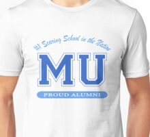 Monsters MU Alumni Design Unisex T-Shirt