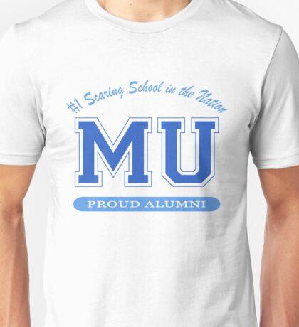 Monsters MU Alumni Design Unisex T-Shirt