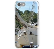 The ' Jane Gifford ' at rest............! iPhone Case/Skin