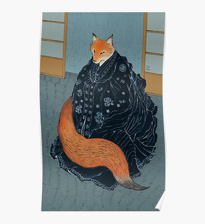 The Fox's Wedding Poster