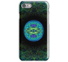 Psychedelic Sphere 3 iPhone Case/Skin