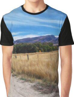 America the Beautiful Graphic T-Shirt