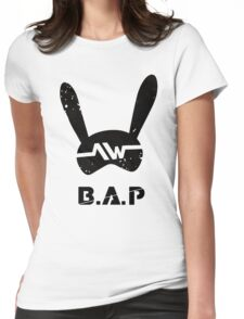 B.A.P Womens Fitted T-Shirt