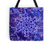 The star in the water by Nikki Ellina Tote Bag