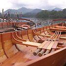 Row Boat by L.W. Turek