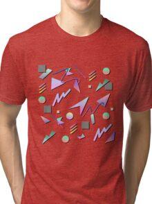 80s revival Tri-blend T-Shirt