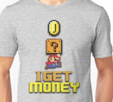 8Bits - I Get Money - Cloud Nine Edition Unisex T-Shirt