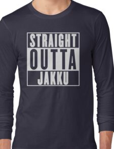 Straight Outta Jakku Long Sleeve T-Shirt