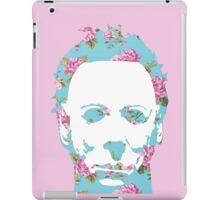 Floral Michael Pop Art iPad Case/Skin