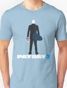 Payday 2-Dallas-White T-Shirt