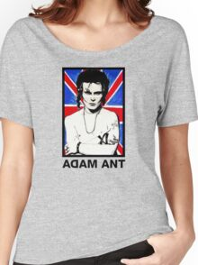 Adam Ant Women's Relaxed Fit T-Shirt