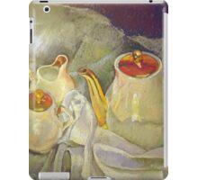 Ivory Tea iPad Case/Skin