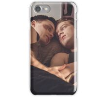 Ian and Mikey Shameless iPhone Case/Skin
