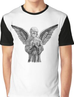 Angel - Statue Graphic T-Shirt