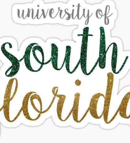 University of South Florida Sticker