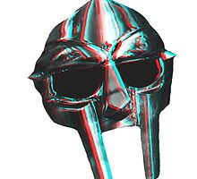 MF DOOM mask by malswag