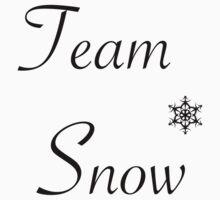 Team Snow One Piece - Short Sleeve
