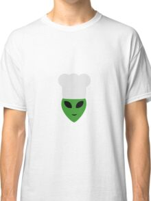 Alien cook with hat Classic T-Shirt