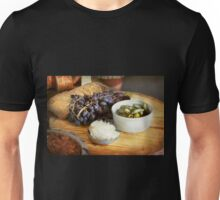 Food - Fruit - Gherkins and Grapes Unisex T-Shirt