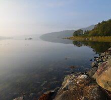 Loch Spelve by Pete Johnston