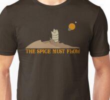 Dune The Spice Must Flow Unisex T-Shirt