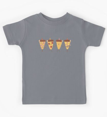 Pizza Party Kids Tee