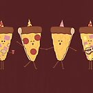 Pizza Party by Teo Zirinis