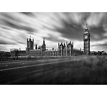 Westminster - Ghosts Photographic Print