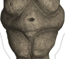 NSFW Prehistoric Venus Figurine Sticker
