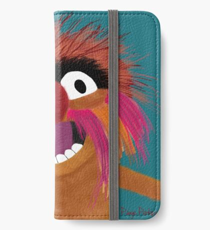Animal Life iPhone Wallet/Case/Skin