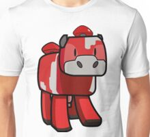 Minecraft Mooshroom Unisex T-Shirt