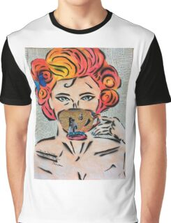 Camille Graphic T-Shirt