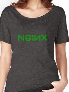 NGINX logo Women's Relaxed Fit T-Shirt