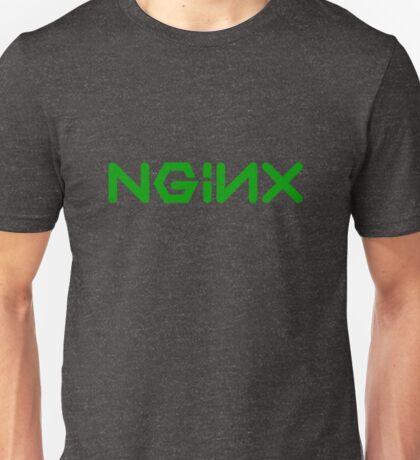 NGINX logo Unisex T-Shirt