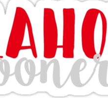 Oklahoma Sooners Sticker