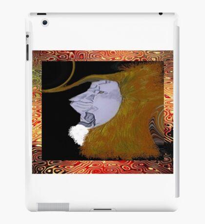 LONG HAIR iPad Case/Skin