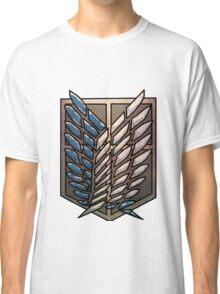 Attack On Titan Symbol Logo Classic T-Shirt