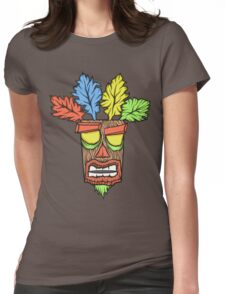 N.Sane Mask Womens Fitted T-Shirt