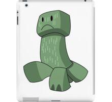 Minecraft Creeper Mob iPad Case/Skin