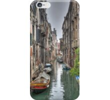Down the Side Streets iPhone Case/Skin