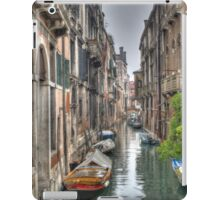 Down the Side Streets iPad Case/Skin