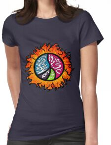 Valcano 2 Womens Fitted T-Shirt