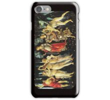La Primavera di Botticelli -  Allegory of Spring iPhone Case/Skin