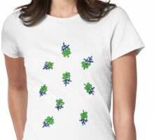 Clovers Womens Fitted T-Shirt
