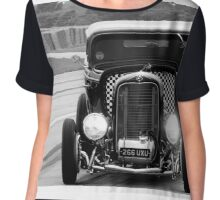 Vehicles - American Hot Rod Chiffon Top