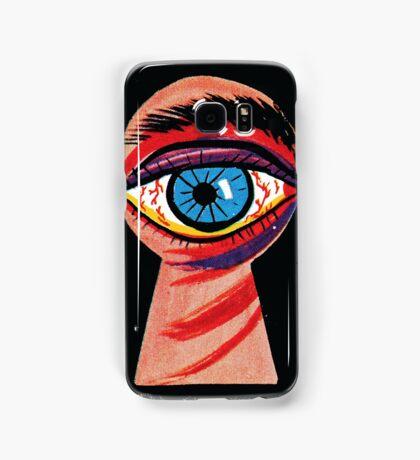 Keyhole Samsung Galaxy Case/Skin