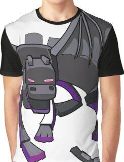 Minecraft Ender Dragon Graphic T-Shirt