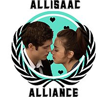 The Allisaac Alliance [Front/Back] Photographic Print