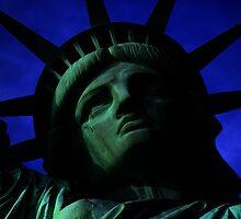Lady Liberty by Colekess
